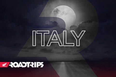 HONDA ROADTRIPS ITALY